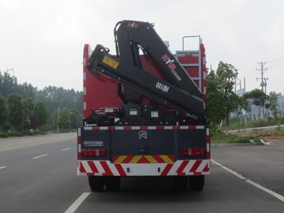 豪沃抢险救援消防车 抢险救援消防车价格 抢险救援消防车厂家